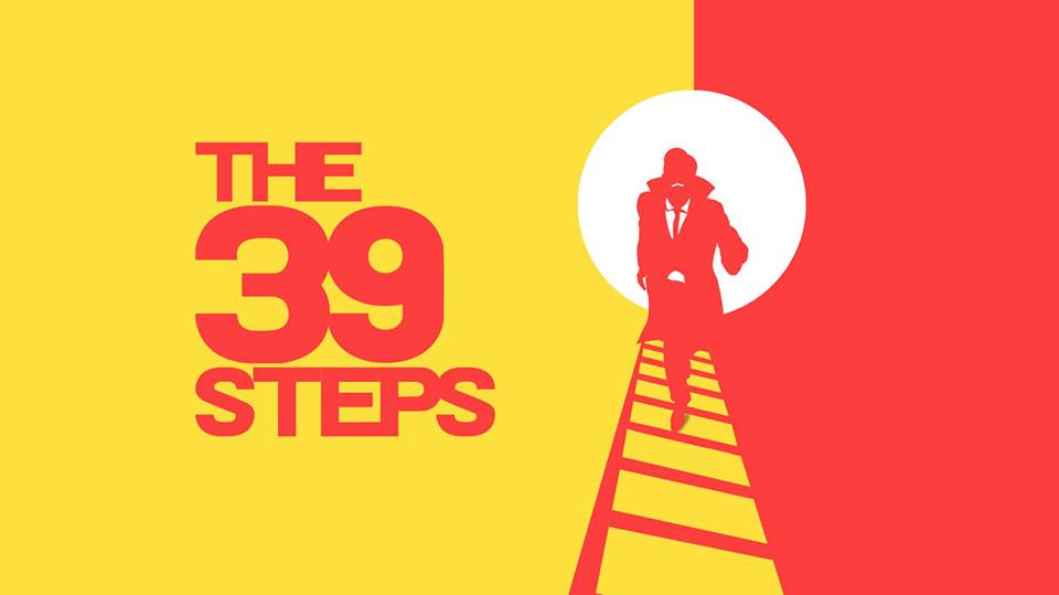 "The 39 Steps Review: ""A rollercoaster of energy and animation"""