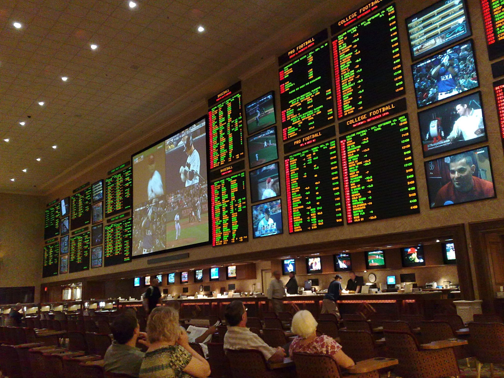 How the betting industry is still skewing the odds