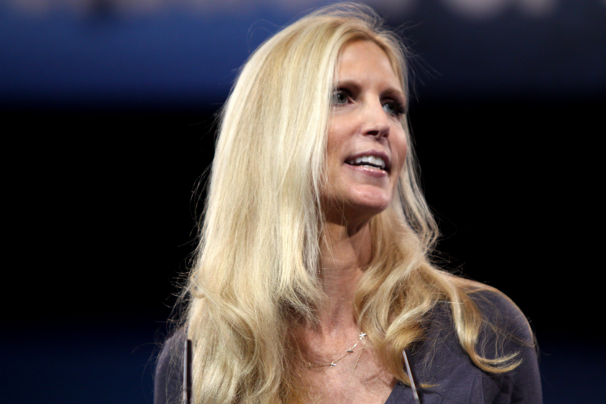 Protesters stage walk-out during Ann Coulter talk at the Union