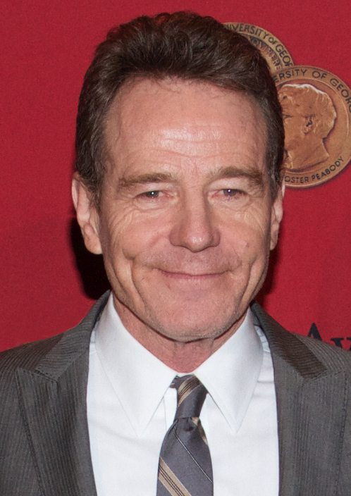 An audience with Bryan Cranston