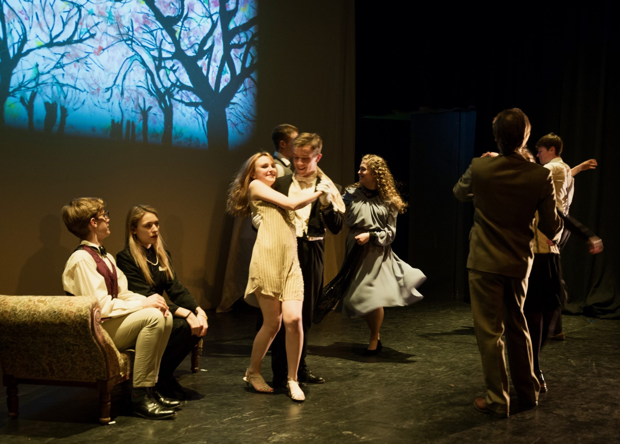 'The Cherry Orchard' at Keble O'Reilly: a new lease of life