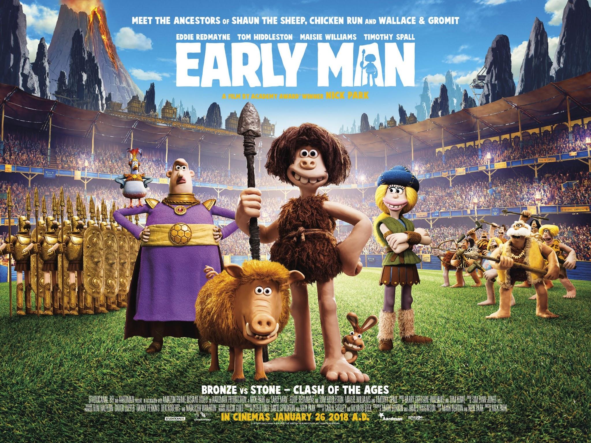 Aard Rock: Early Man Reviewed