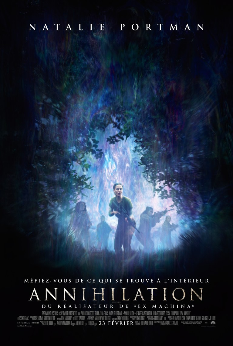 Annihilation: the Changing Model of Distribution