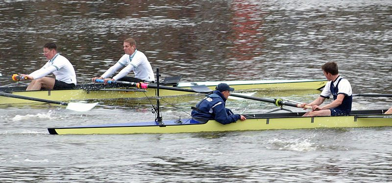 Oxford Boat Race crew change followed disagreements admits coach