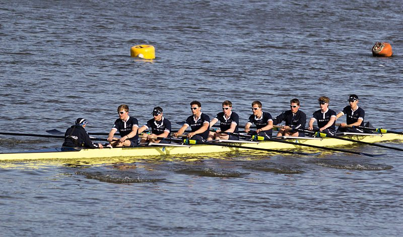 Last minute change to Oxford Boat Race crew