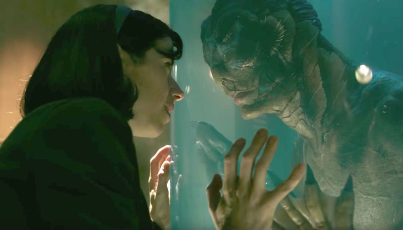 Review: Guillermo del Toro's The Shape of Water