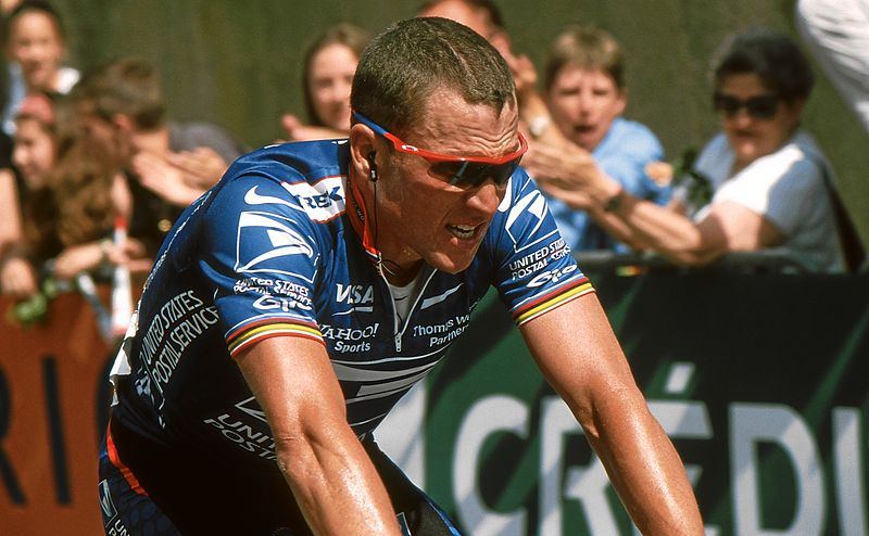The paradox of Lance Armstrong