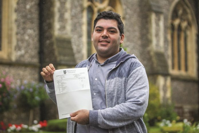 Syrian refugee awarded Balliol scholarship