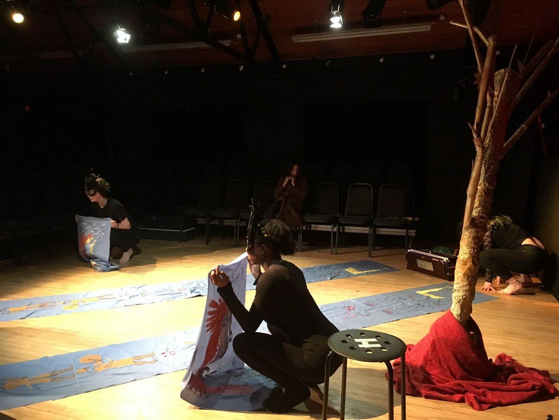 Review: Ishtar at BT Studio