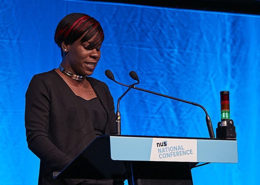 Shakira Martin re-elected NUS President with 50.9% of vote