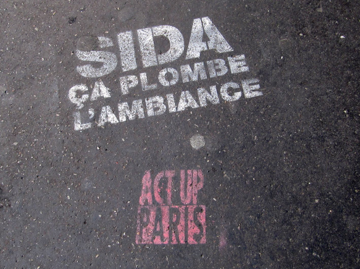 ACT-UP Paris, the subject of 120 BPM