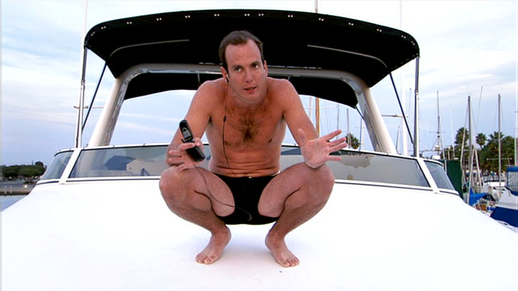 Gob in the Golden Age of Arrested Development