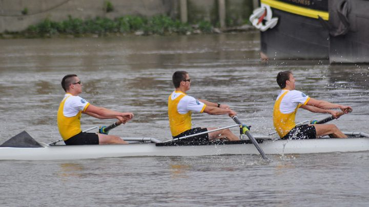 Rower not annoying