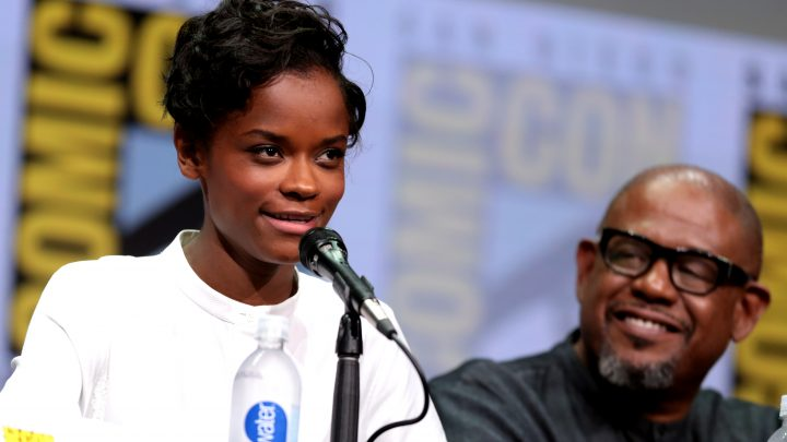 Spotlight: Letitia Wright
