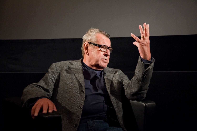 Director Miloš Forman