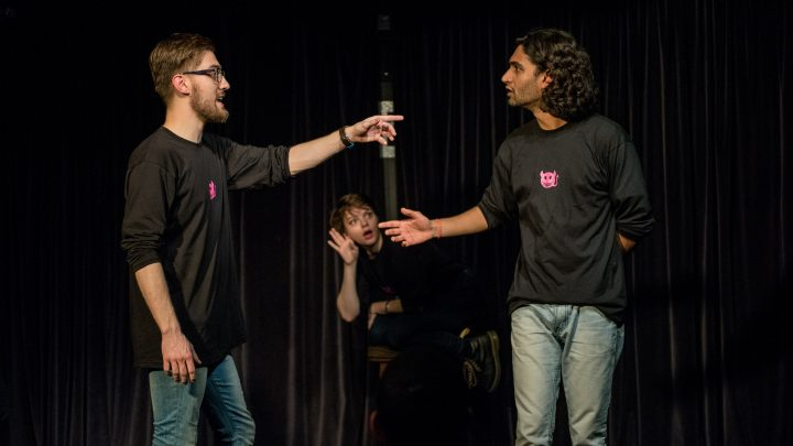 The Oxford Imps on the art of improv