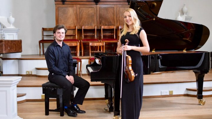Tom and Athena: raising the bar for student music-making