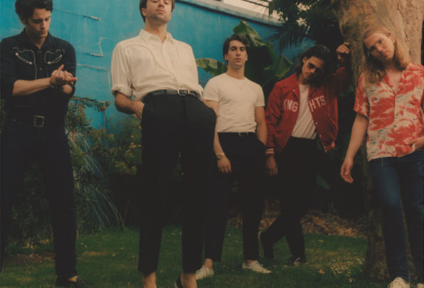 The Vaccines are back with a neo-nostalgic, garage rock bang