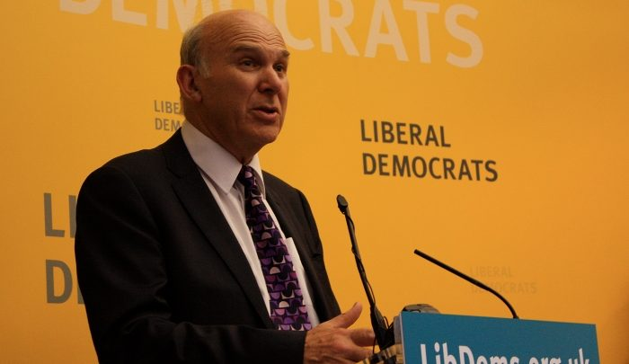Scientists Discover Liberal Democrat With Principles