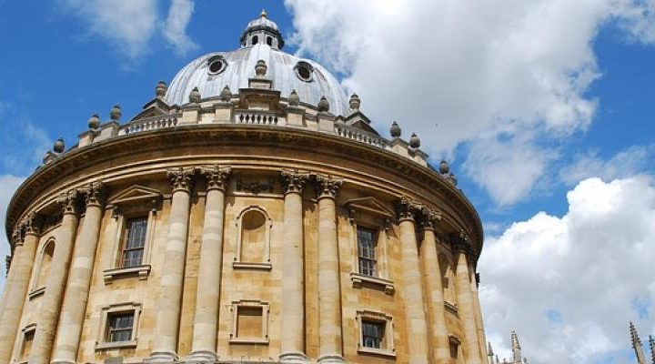 Oxford University releases its first annual admissions report
