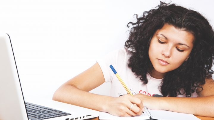 Seven tips to beat exam stress
