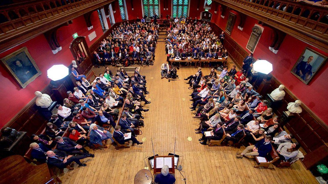 Daniel Wilkinson wins Oxford Union Presidential race