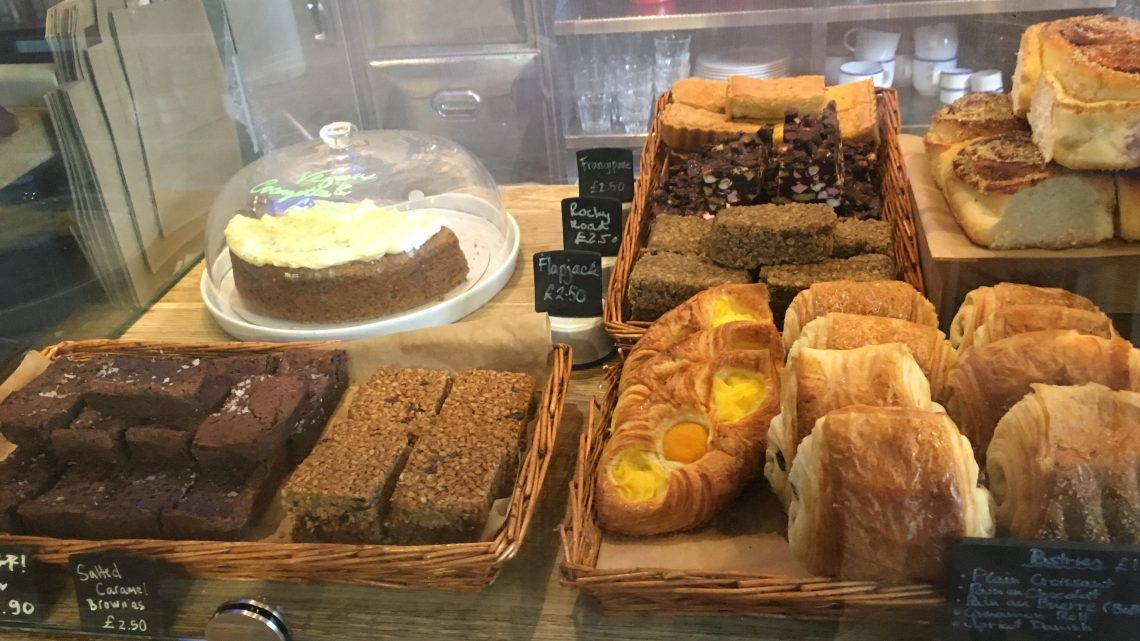 Oxford's best cafés for studying in: Café W, Waterstones