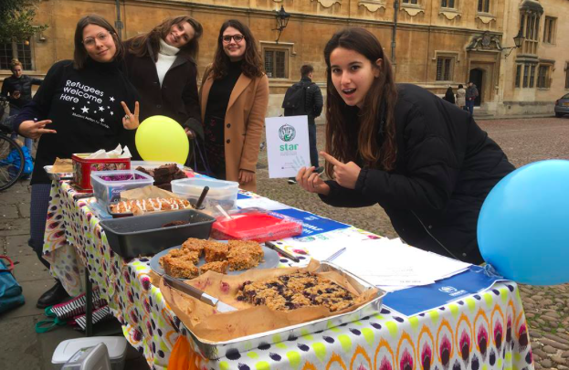 STAR: Bringing the fight for refugees to Oxford