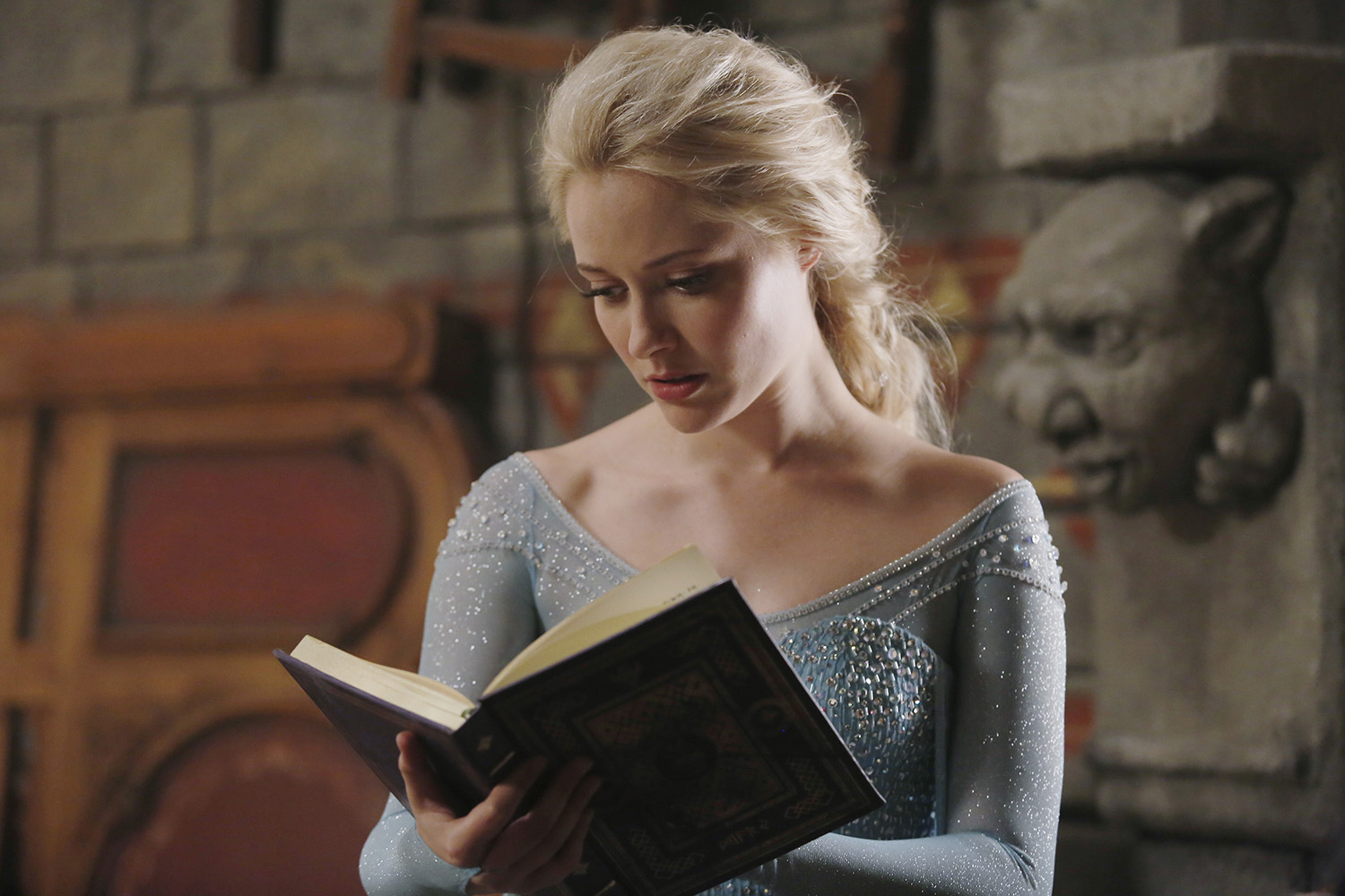 Elsa from Once Upon a Time
