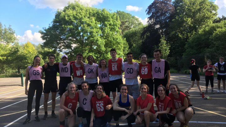 """Absolute Filth"" – Pembroke Triumph in Mixed Netball Cuppers"