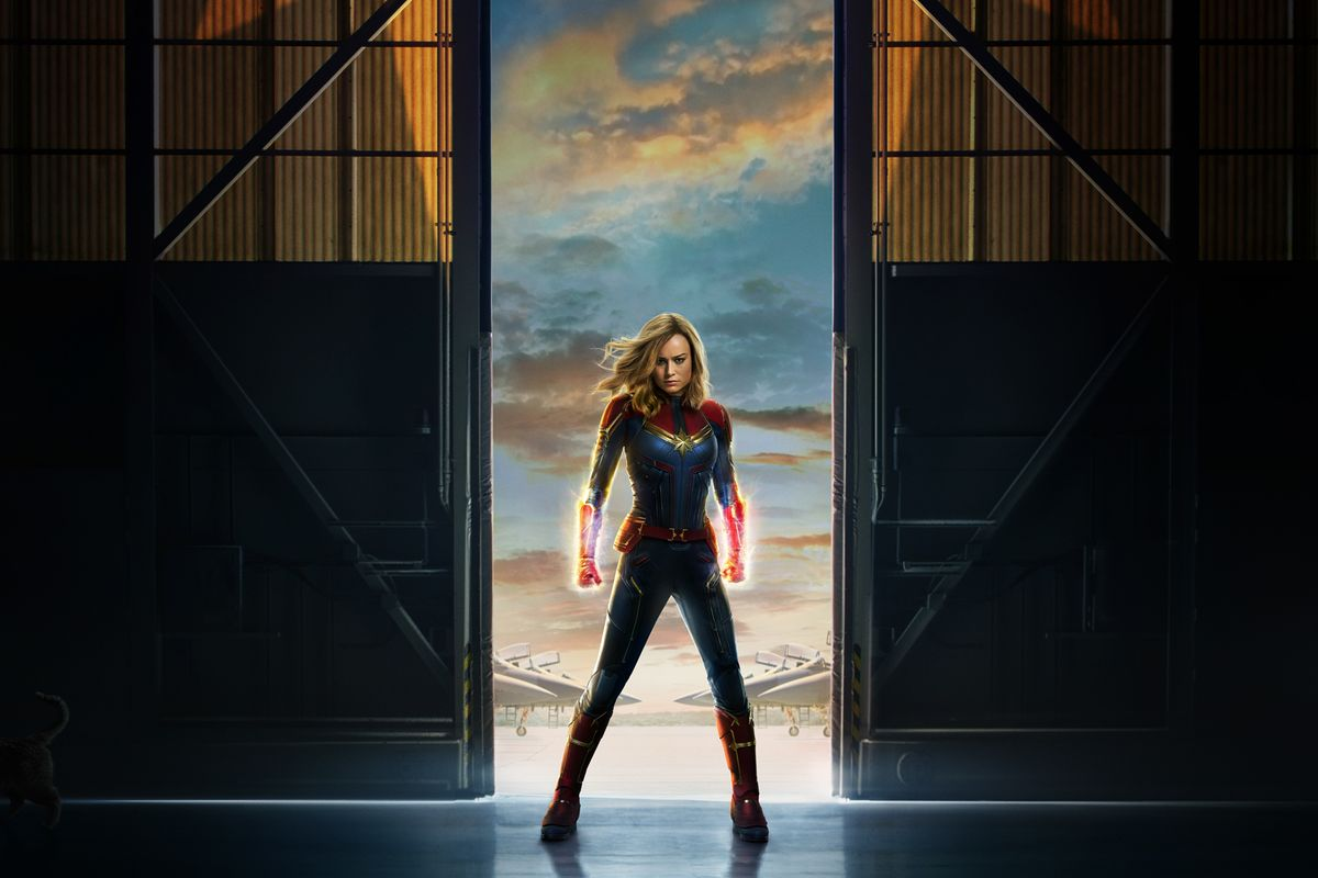 Can Captain Marvel fix the MCU's problems with female representation?