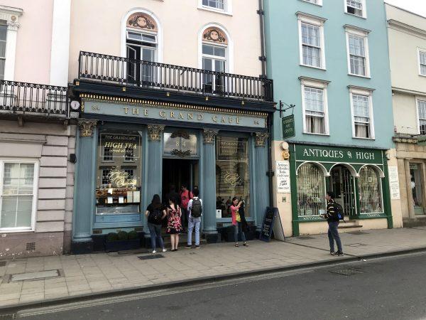 The Grand Café, Oxford