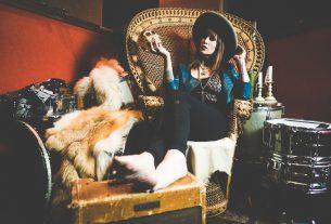 Australian singer-songwriter Ruby Boots