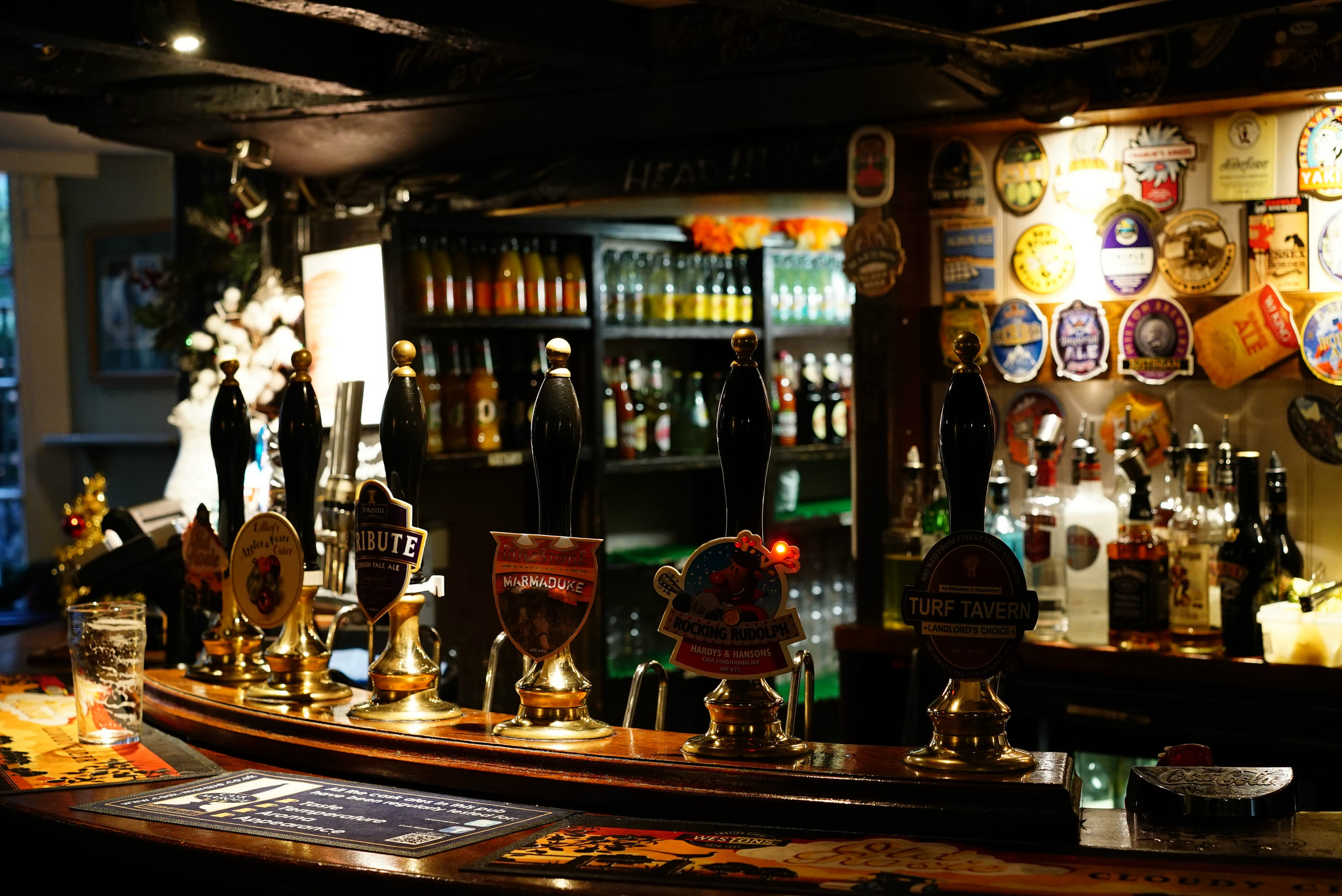 The Turf Tavern: Oxford's best pub?