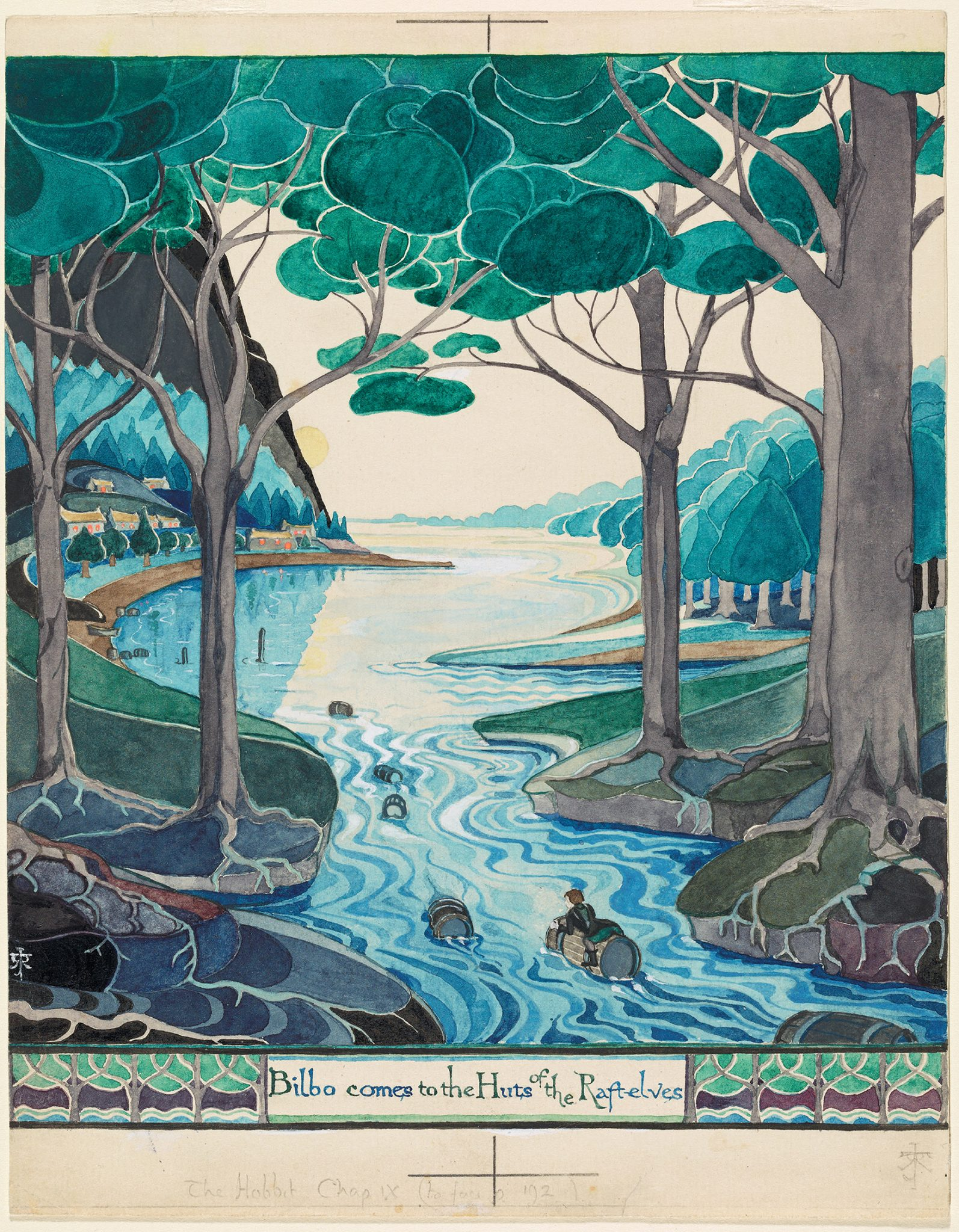 Tolkien: Maker of Middle Earth is the most popular Bodleian summer exhibition to date