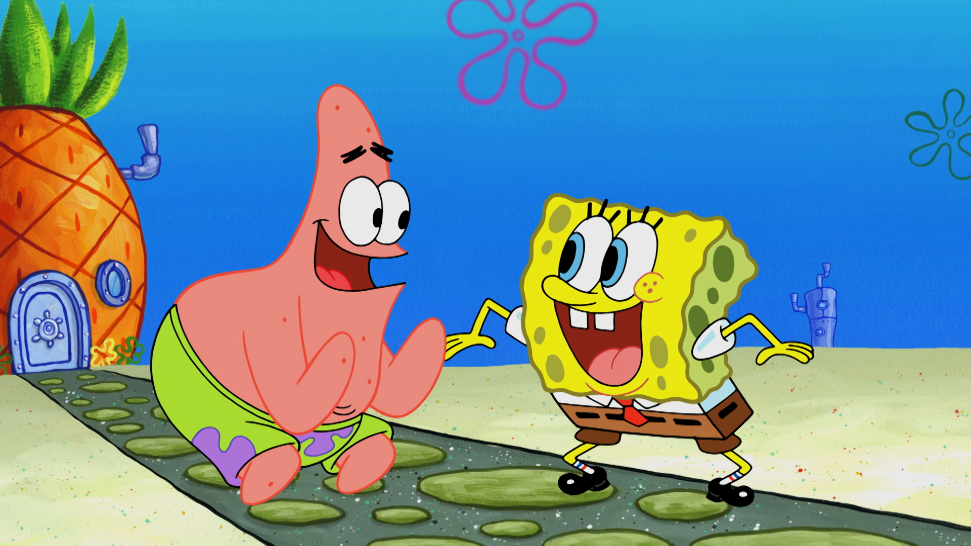 Have we finally reached the death of Spongebob Squarepants?