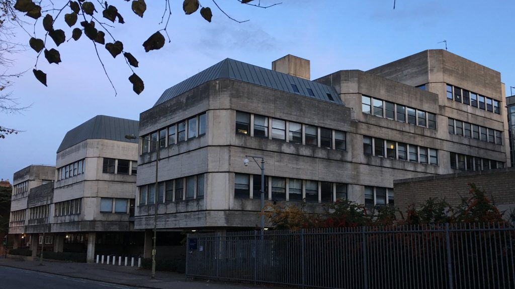 Biggest House Ever >> Tinbergen building to be demolished – The Oxford Student