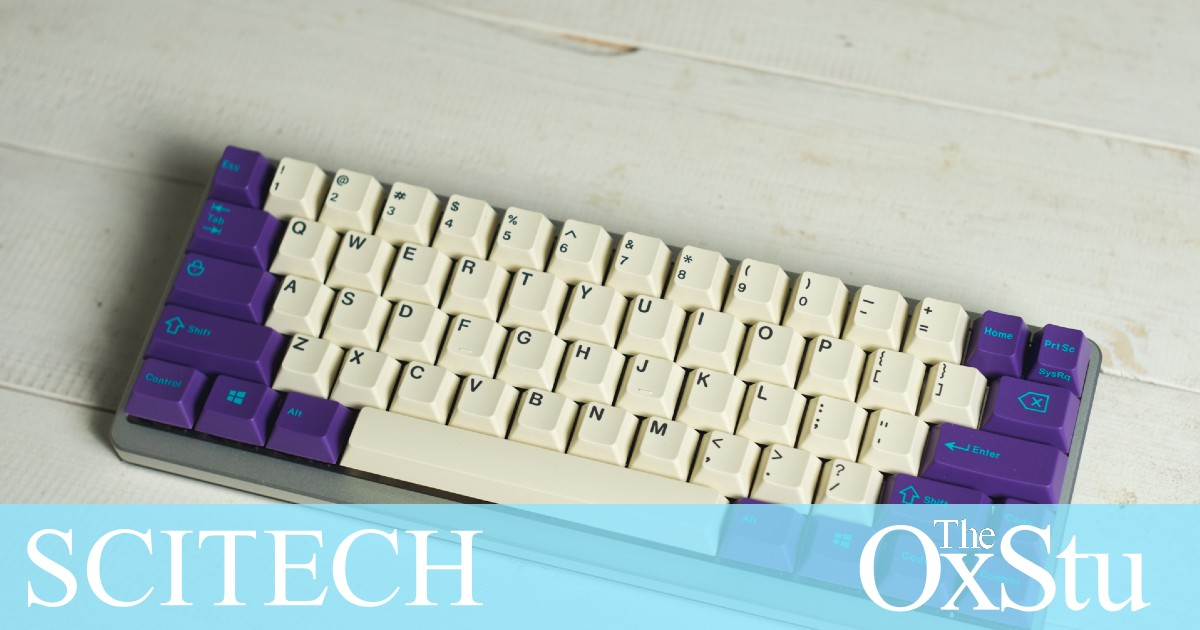 Sci Tech Banner Keyboard The Oxford Student