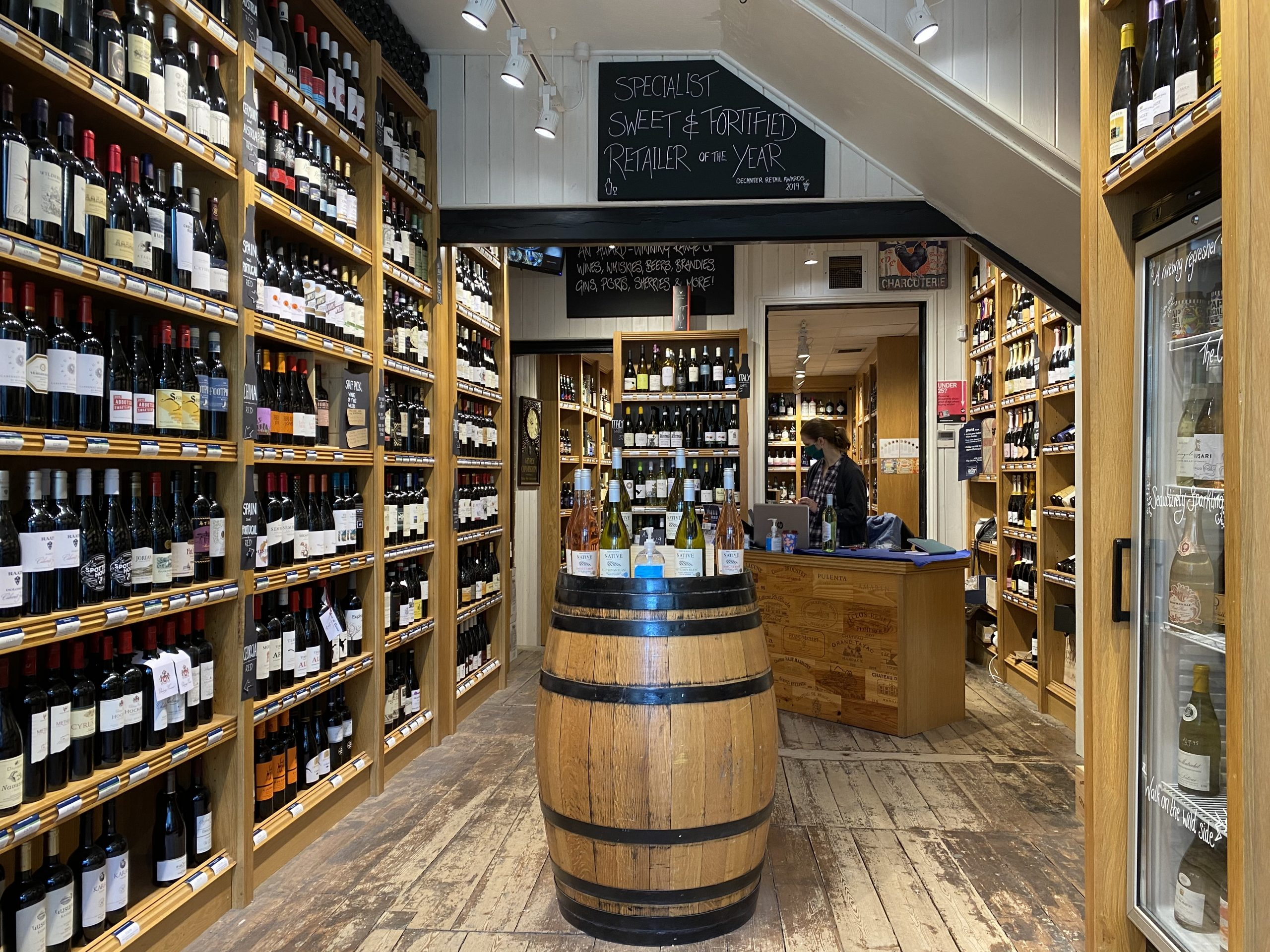 Looking into Oxford Wine Company